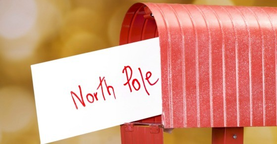 How to Write a Letter to Santa & Get a Letter Back!