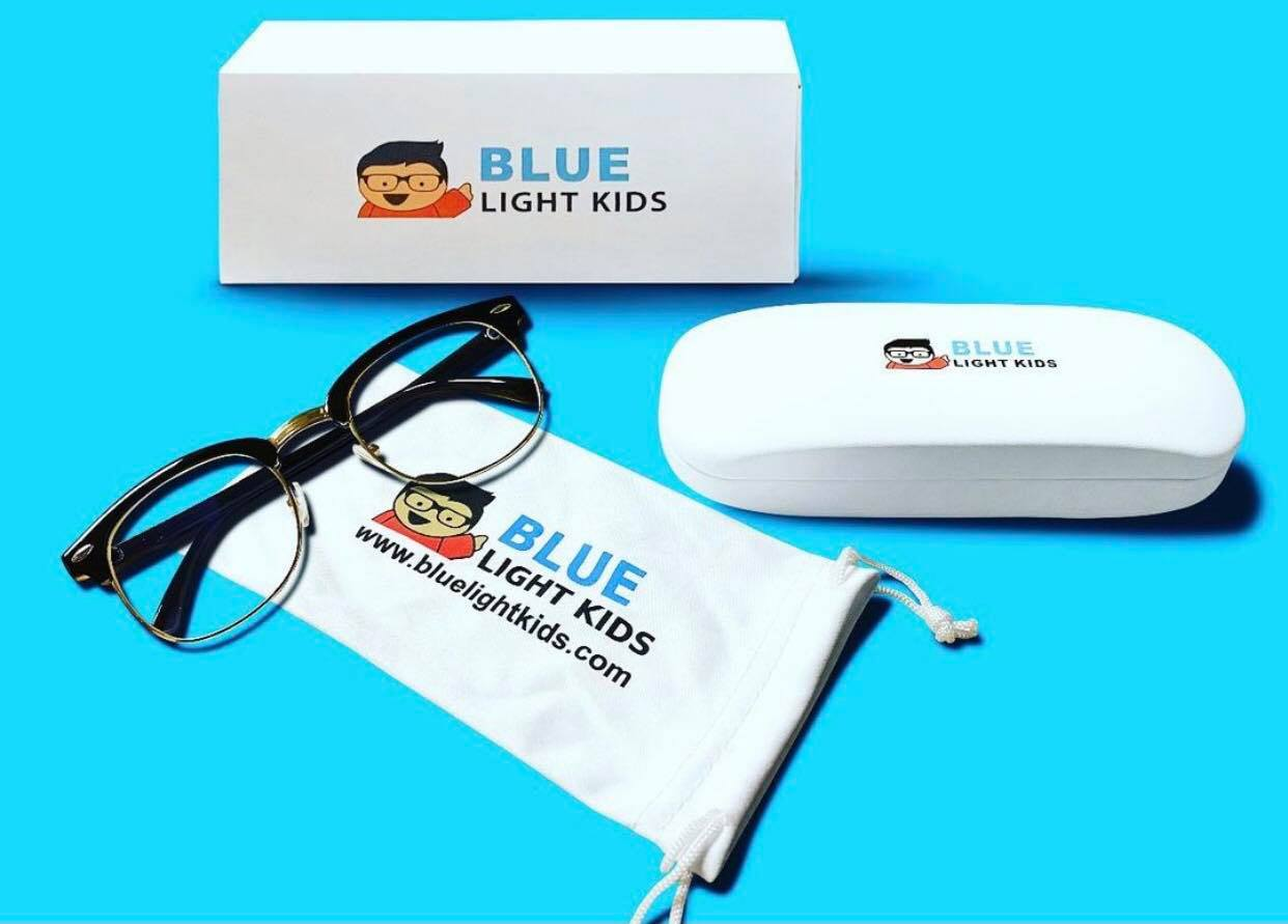 WIN - 1 Pair of Blue Light Blockers from Blue Light Kids
