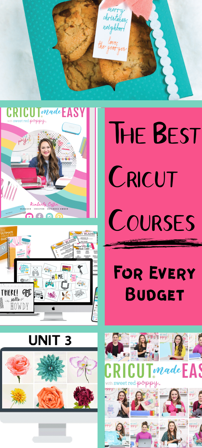 The Best Online Cricut Classes For Every Budget of 2021