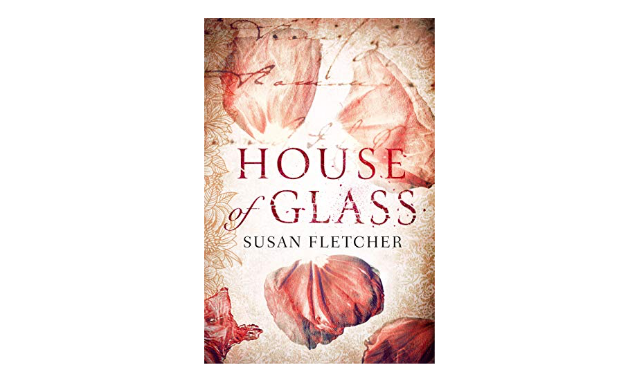 a cover of the House of Glass by Susan Fletcher
