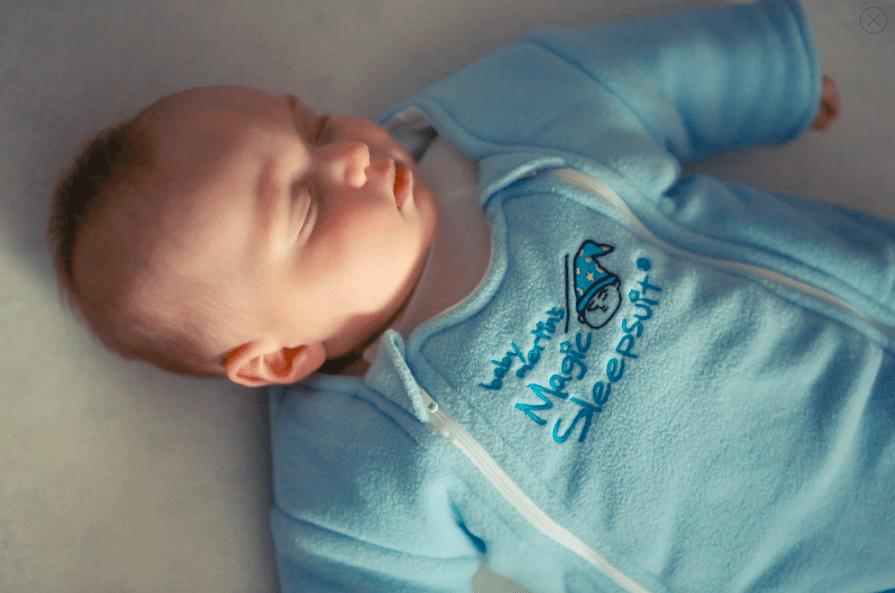 magic sleep suit