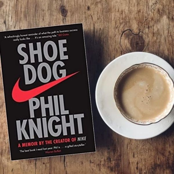 Shoe Dog Review - The Literary Edit