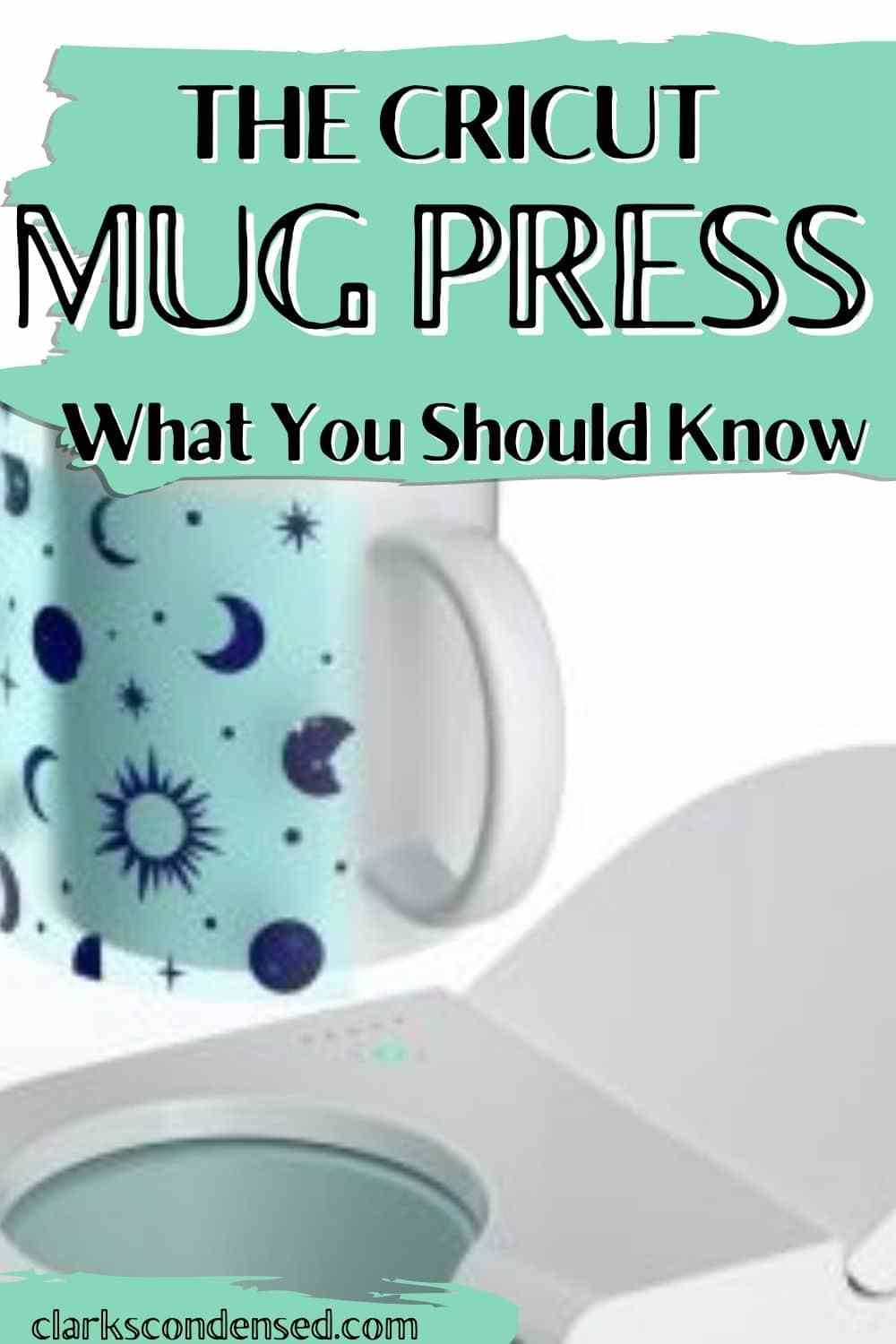 The Cricut Mug Press - What's All the Fuss About?