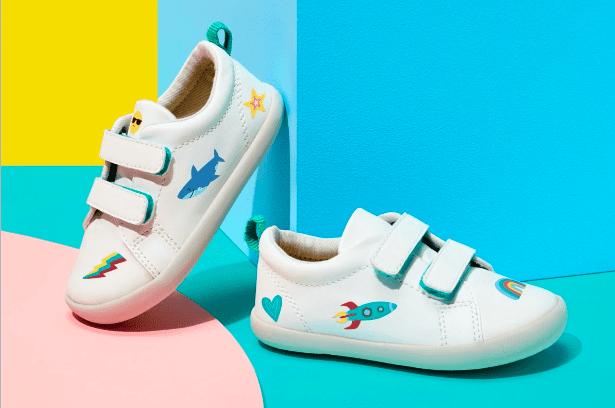 Ten Little Shoes