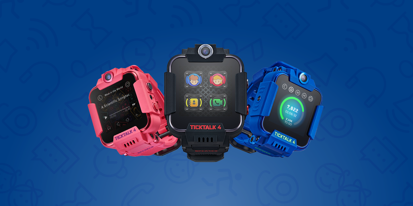 TickTalk 4 Smartwatch: A Safer Smart Device for Kids