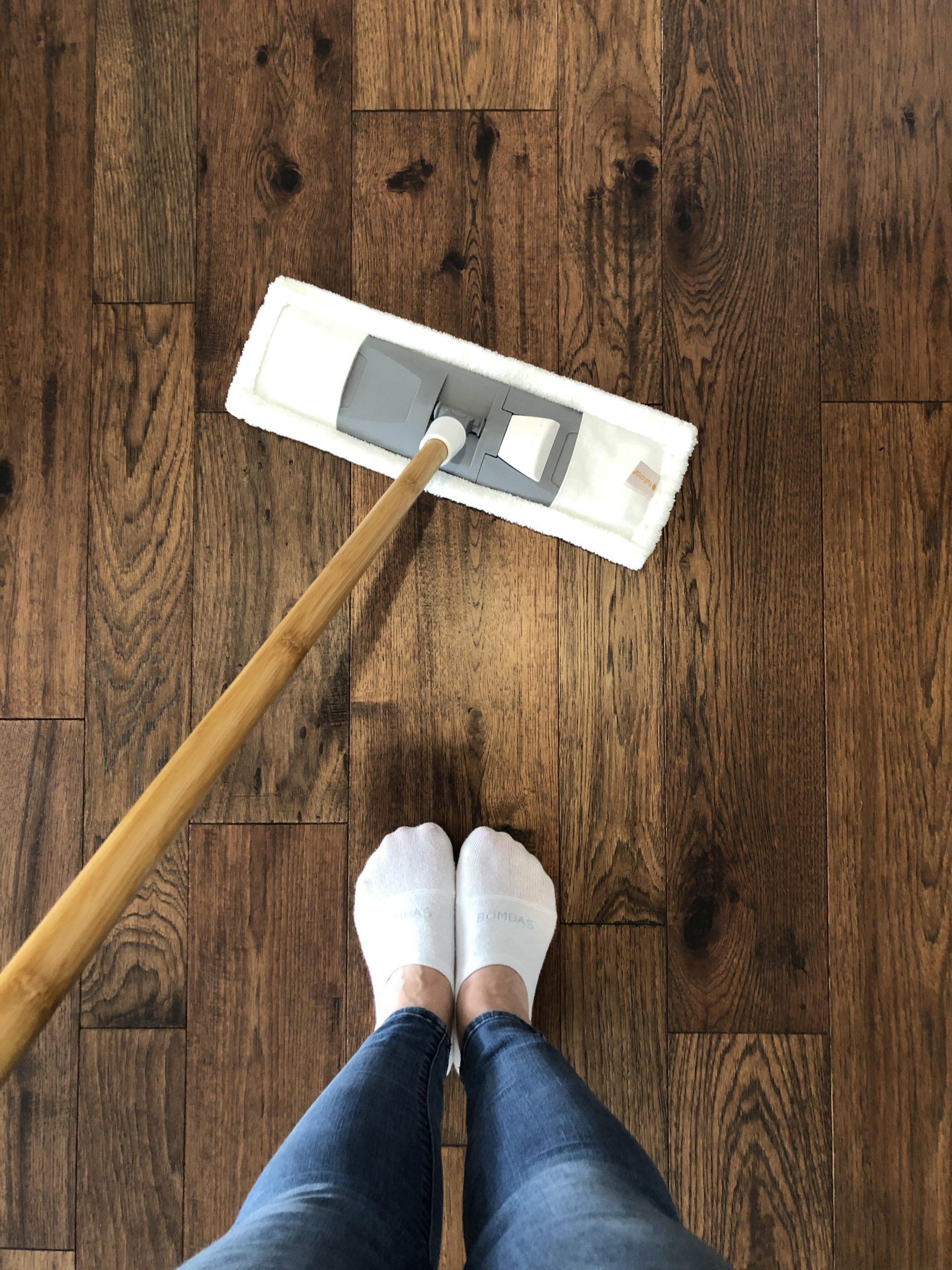 How to Make Vacuuming + Washing Floors Easier – Clean Mama