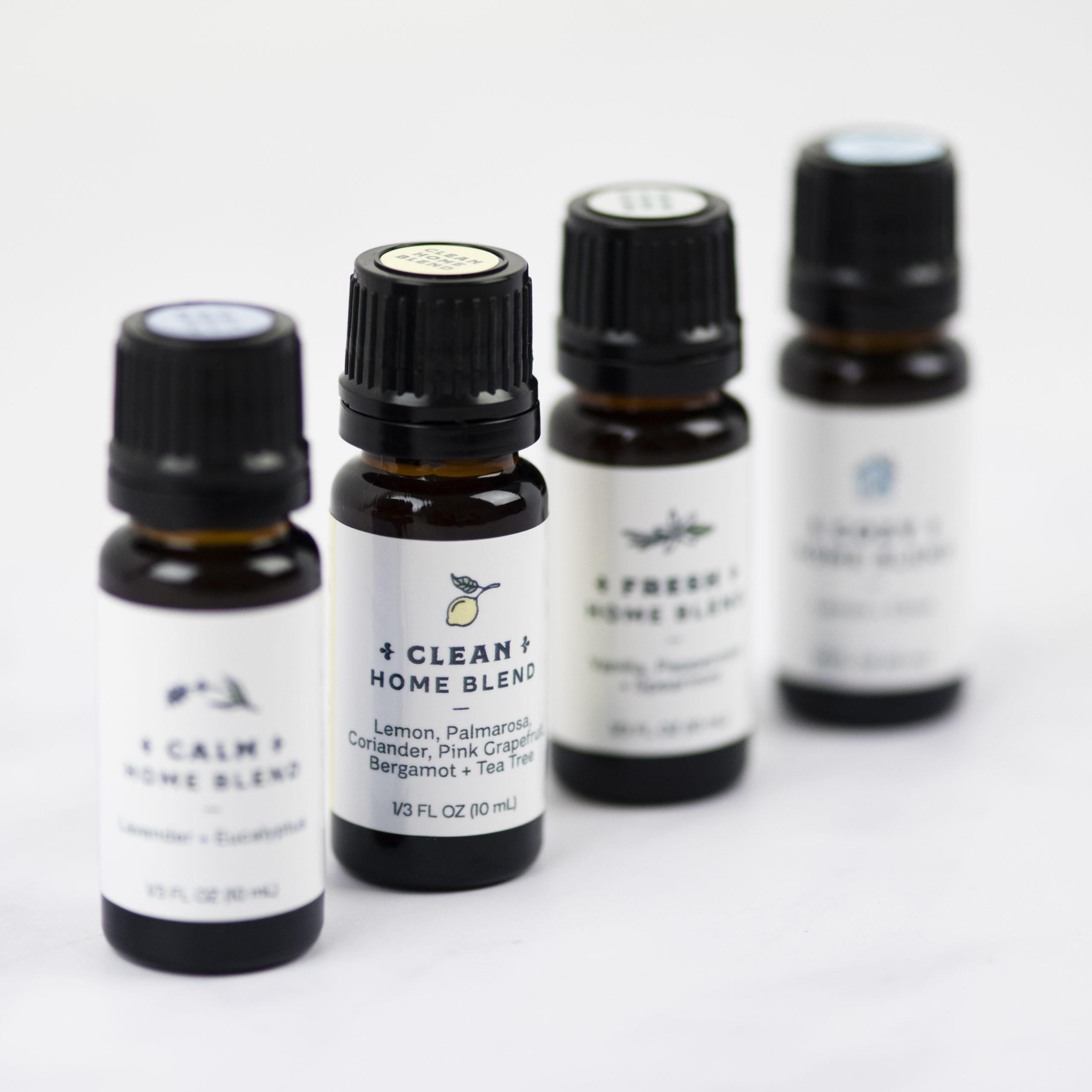 Essential Oil Blends – Clean Mama