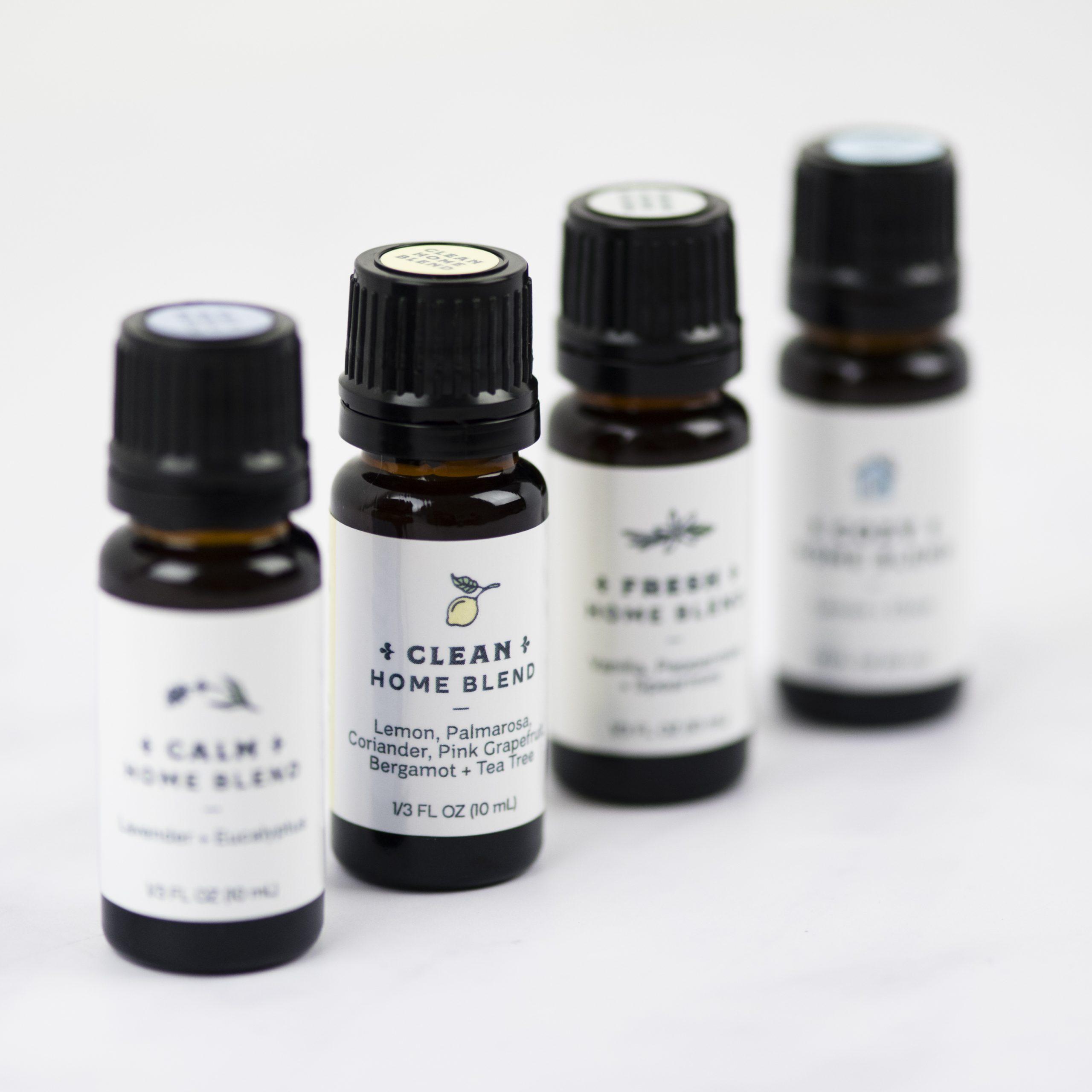 Essential Oil Blends – Clean Mama