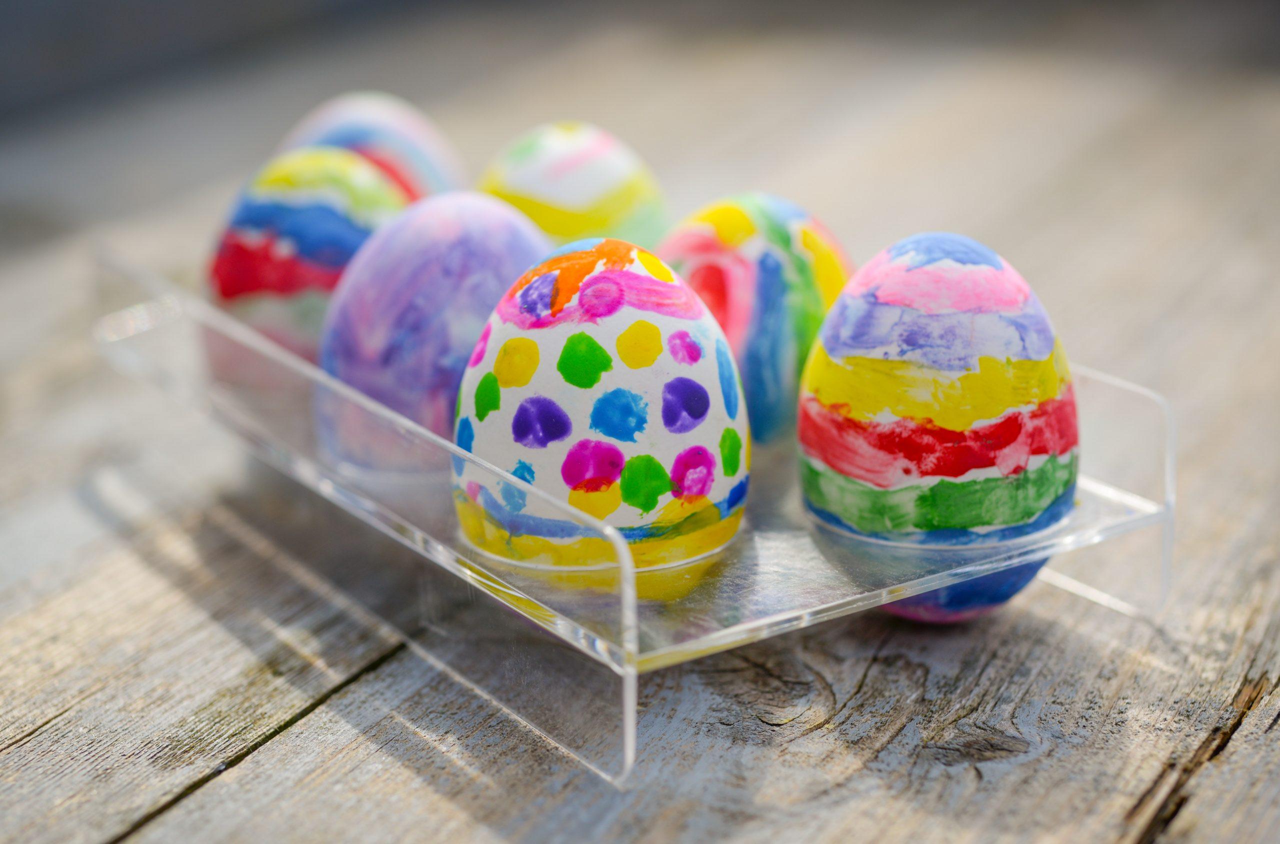 Top Ten Easter Egg hunts