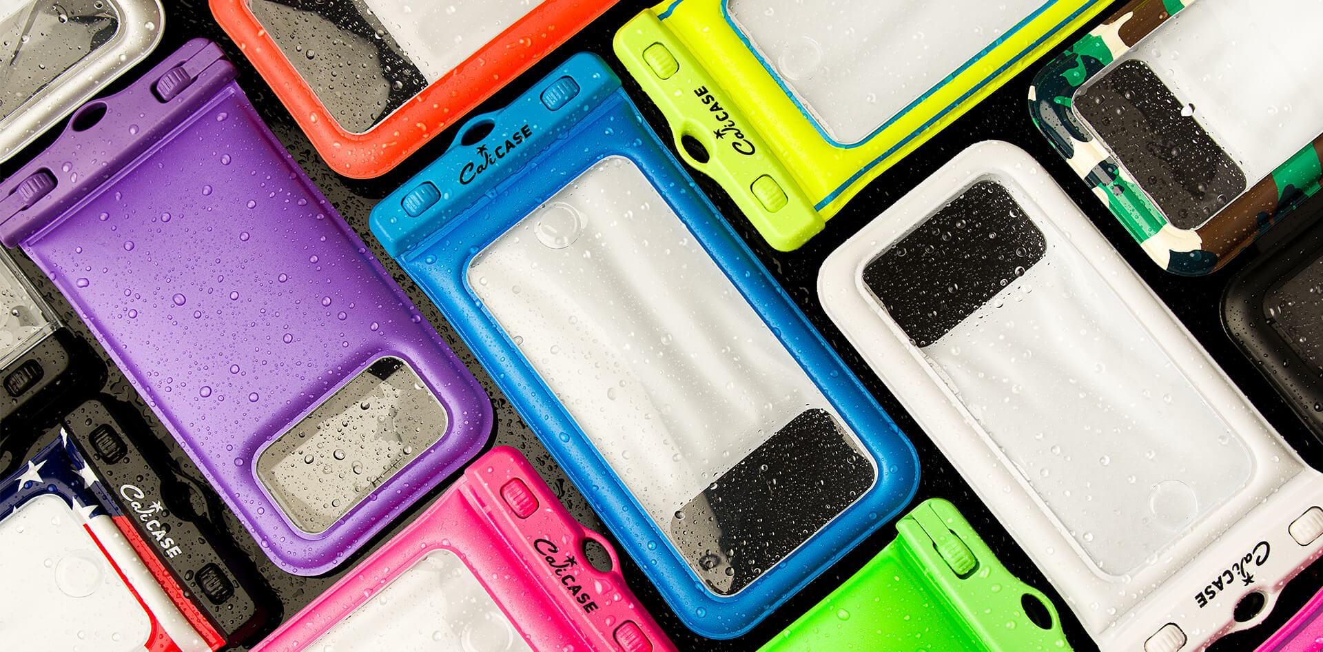 Giveaway Ending Saturday at Midnight ~ CaliCase Waterproof Phone Pouch