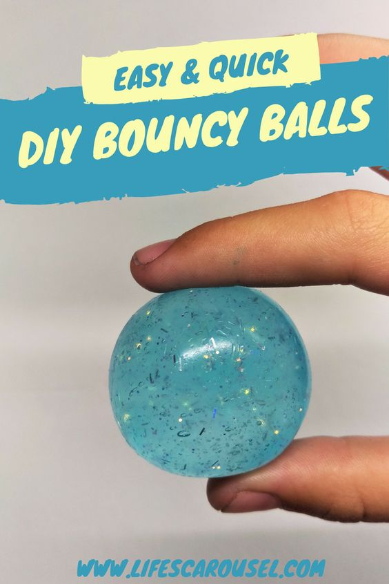 Day 22 - MAKE YOUR OWN SUPER BOUNCY BALLS {100 Days of Summer Fun}