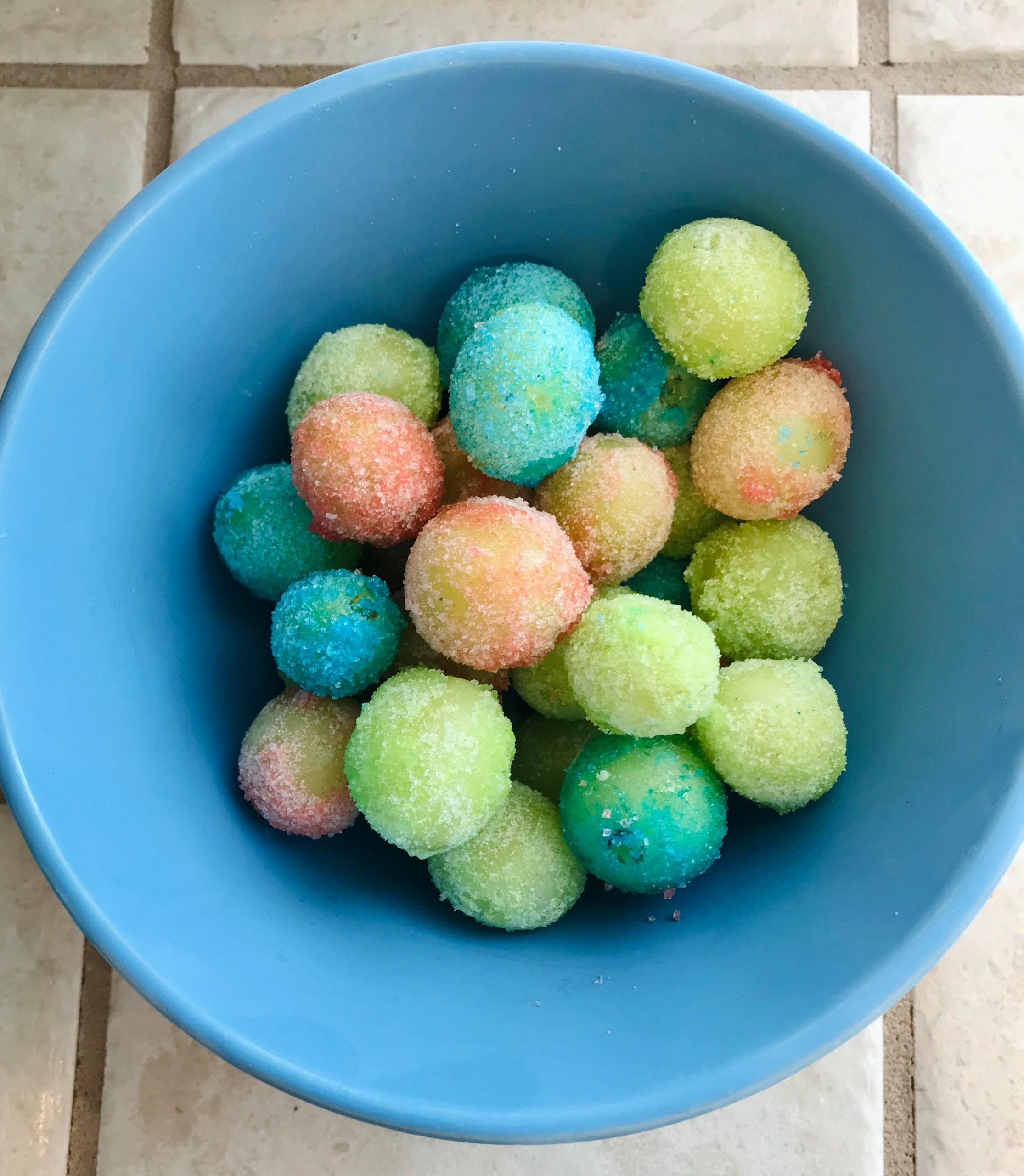 Day 7 - Sour Patch Grapes {100 Days of Summer Fun}