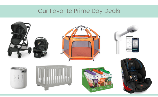 2021's Best Prime Day Deals on Baby Must-Haves