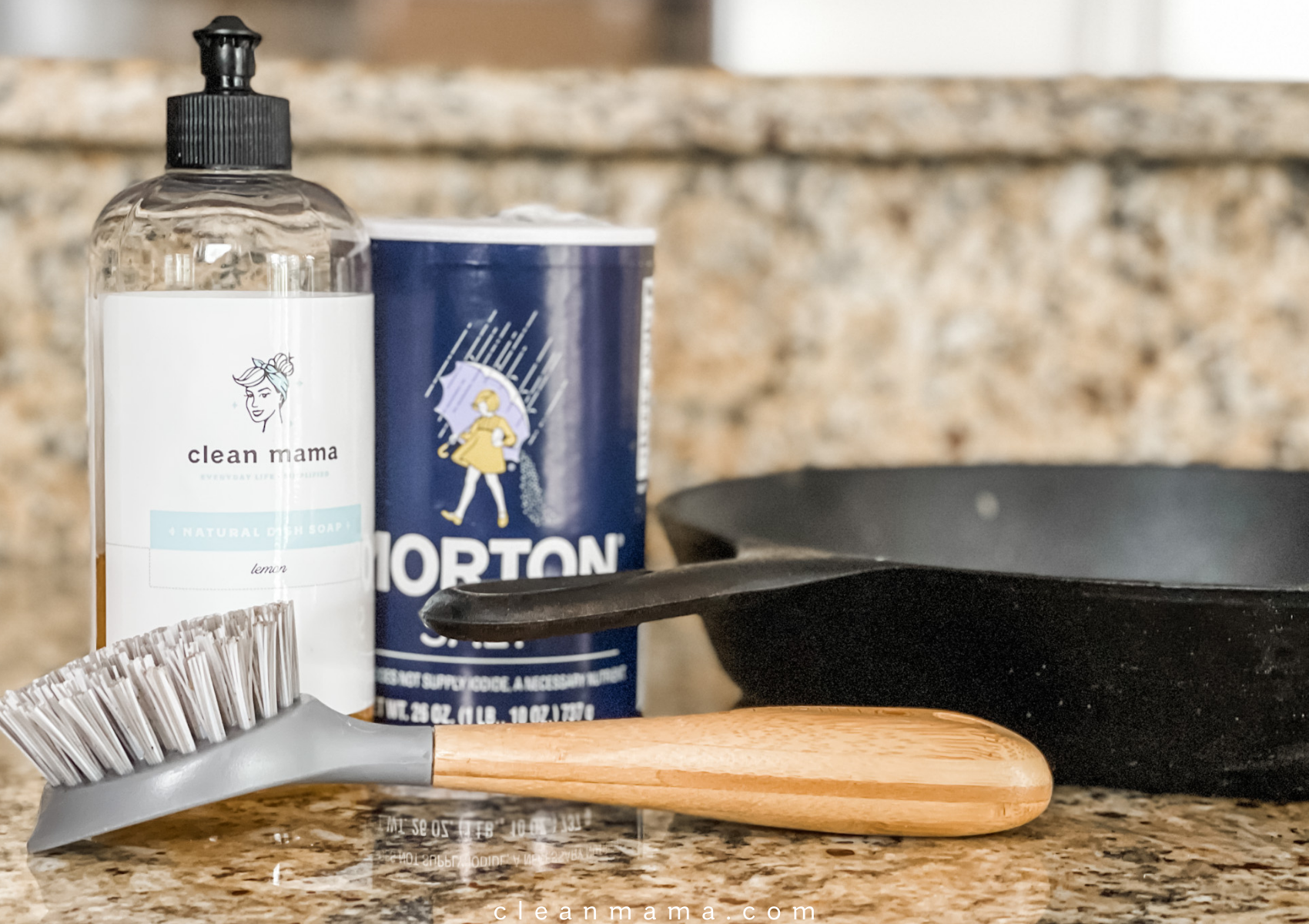 How to Clean Cast Iron – Clean Mama