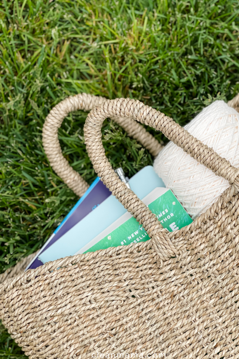 The Summer Basket – Clean Mama