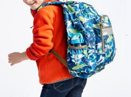 Kids Backpacks; My Very Strong Opinions on Them