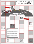 Day 14 - Make your own board game {100 Days of Summer Fun}