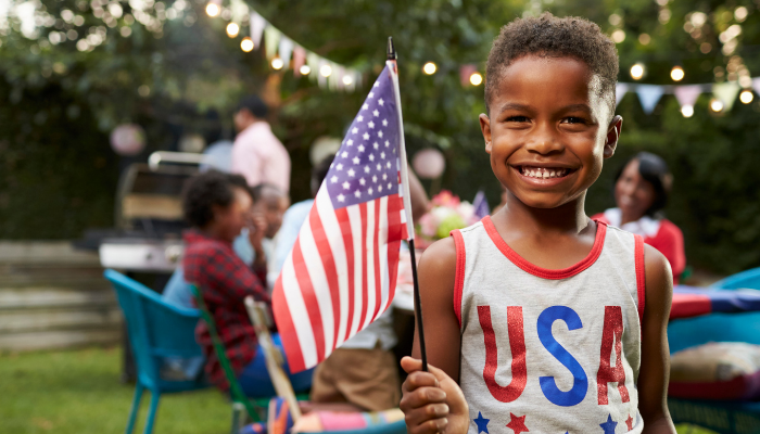 Rookie Mom's Guide to 4th of July Weekend: Recipes, Outfits, Crafts & Décor!