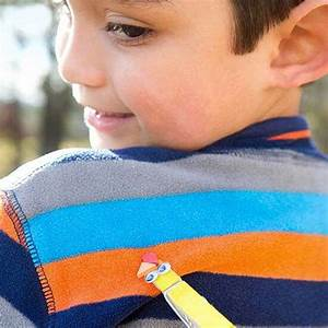 Day 31- Clothes Pin Tag {100 Days of Summer Fun}