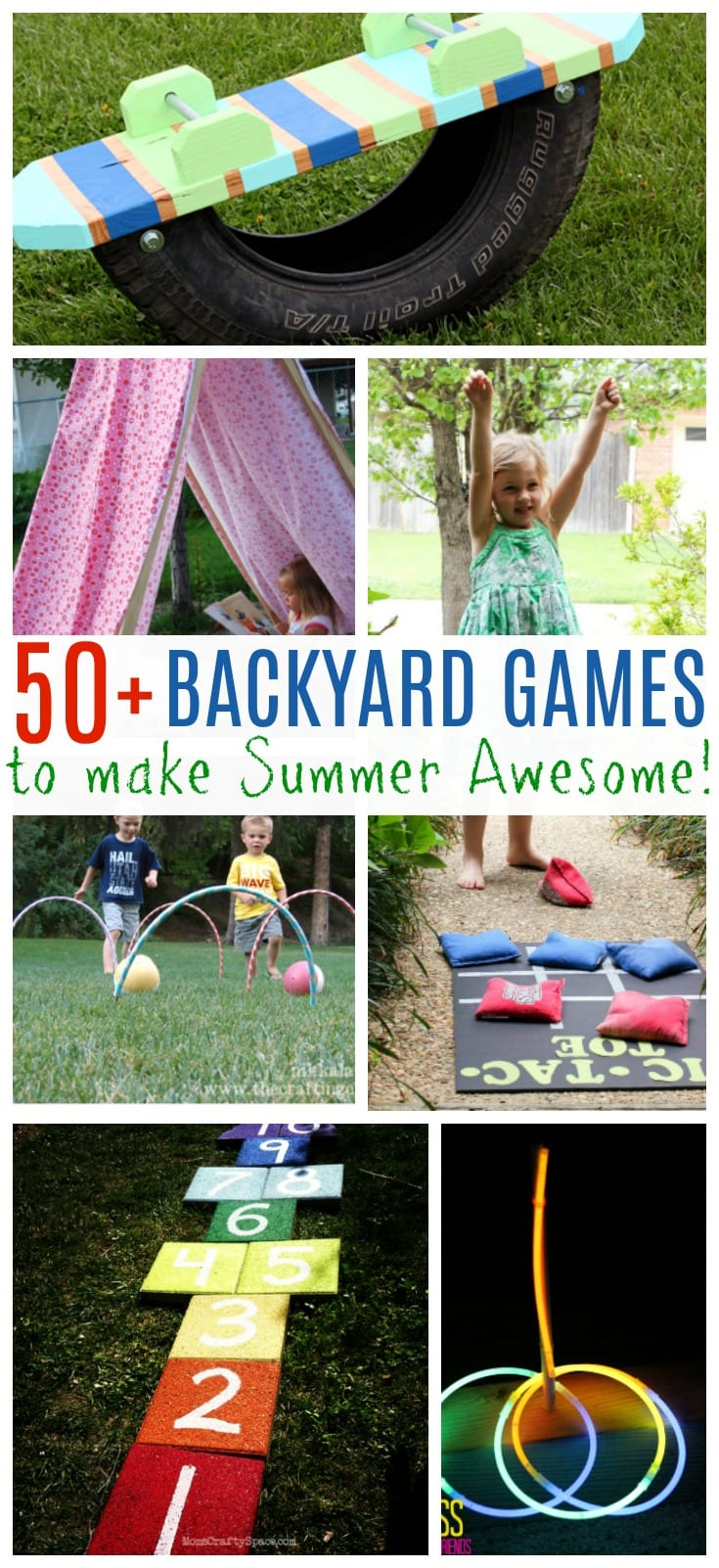 Day 32- Family Olympics {100 Days of Summer Fun}