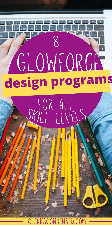 Glowforge design programs