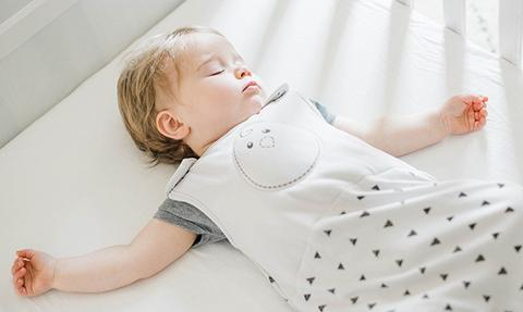 The Best Sleep Sack for Baby and How it's Different than Swaddling