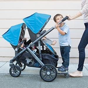 The Best Triple Stroller [for Triplets or Tots Close in Age!]