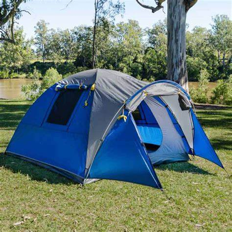 Day 48 - Camping at home {100 Days of Summer Fun}