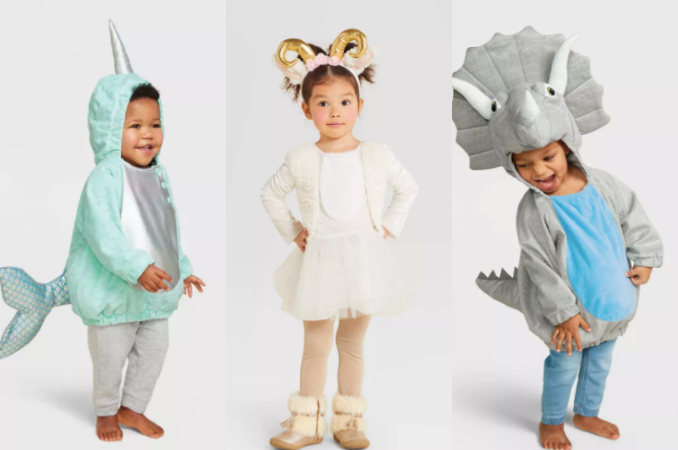 Call Dibs on Your Halloween Costume Early!