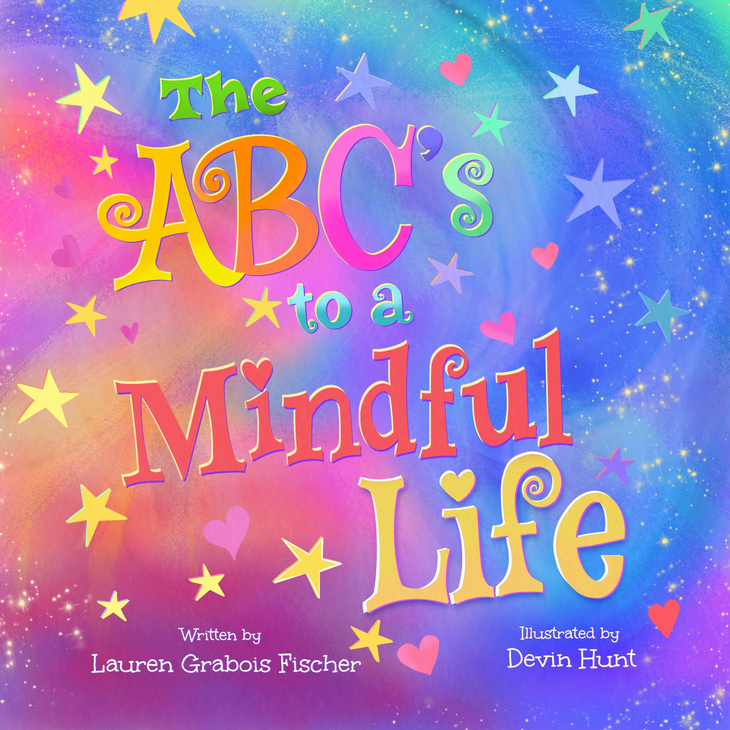 WIN: The ABC's to a Mindful Life& The Zoo's Big Newsby Lauren Grabois Fischer ~ Back to School Bash