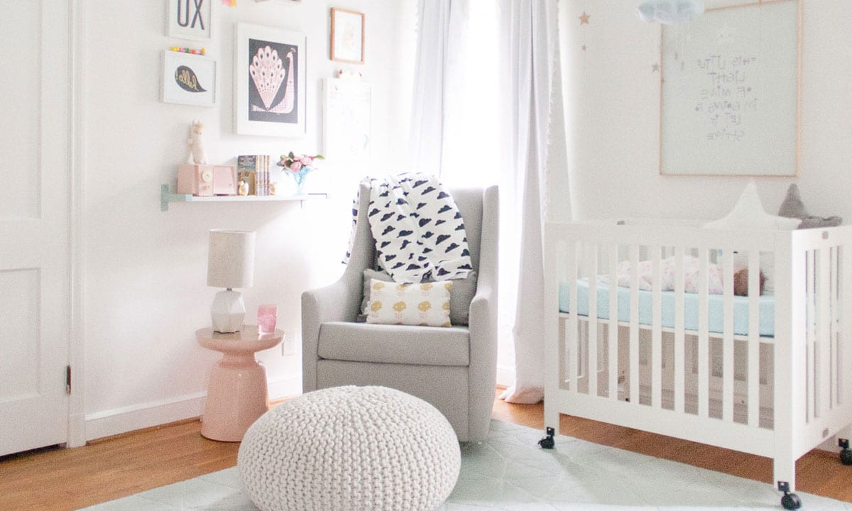 The Best Mini Crib to Transform Your Small Nursery