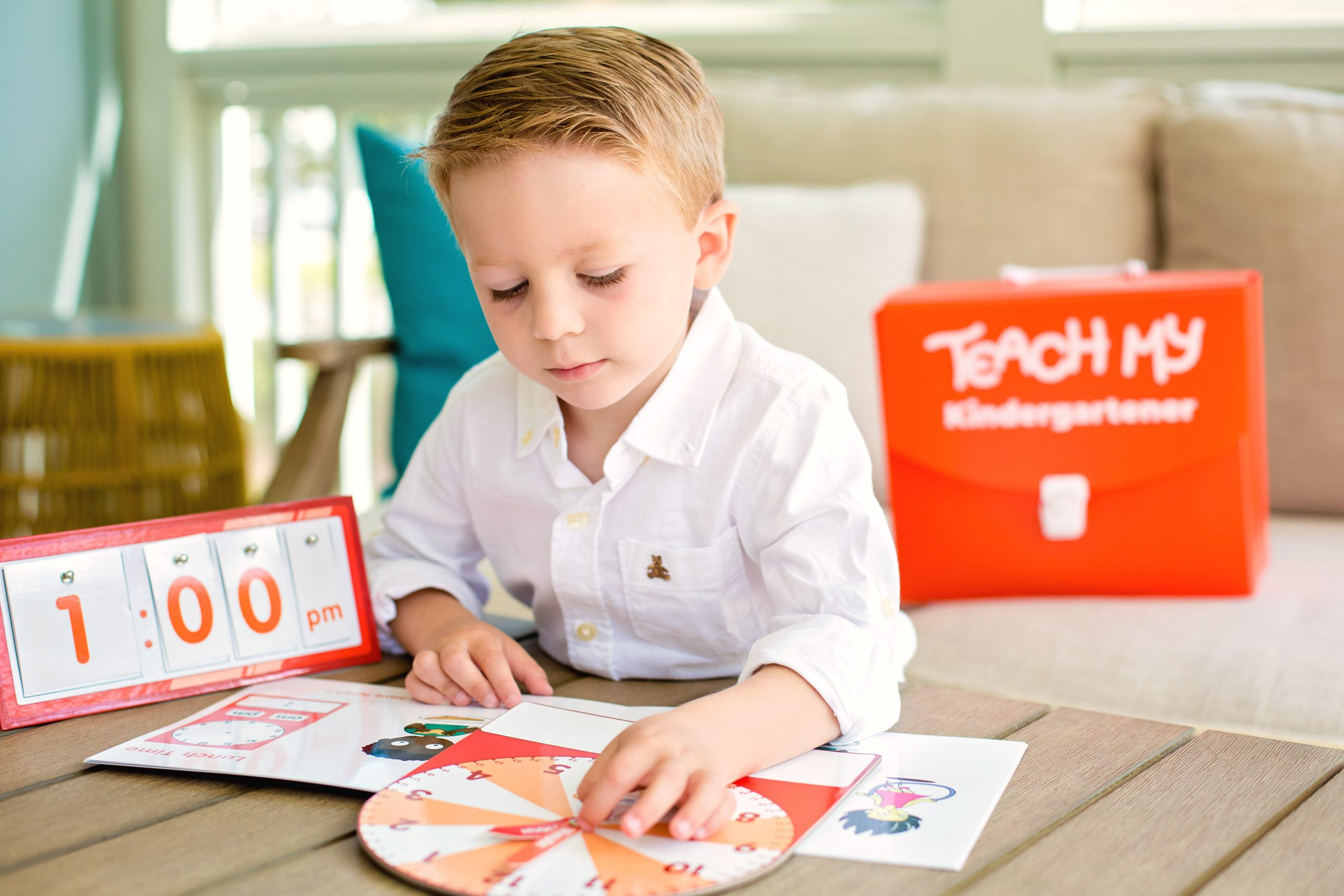 WIN: Teach My Learning Kit ~ Back to School Bash