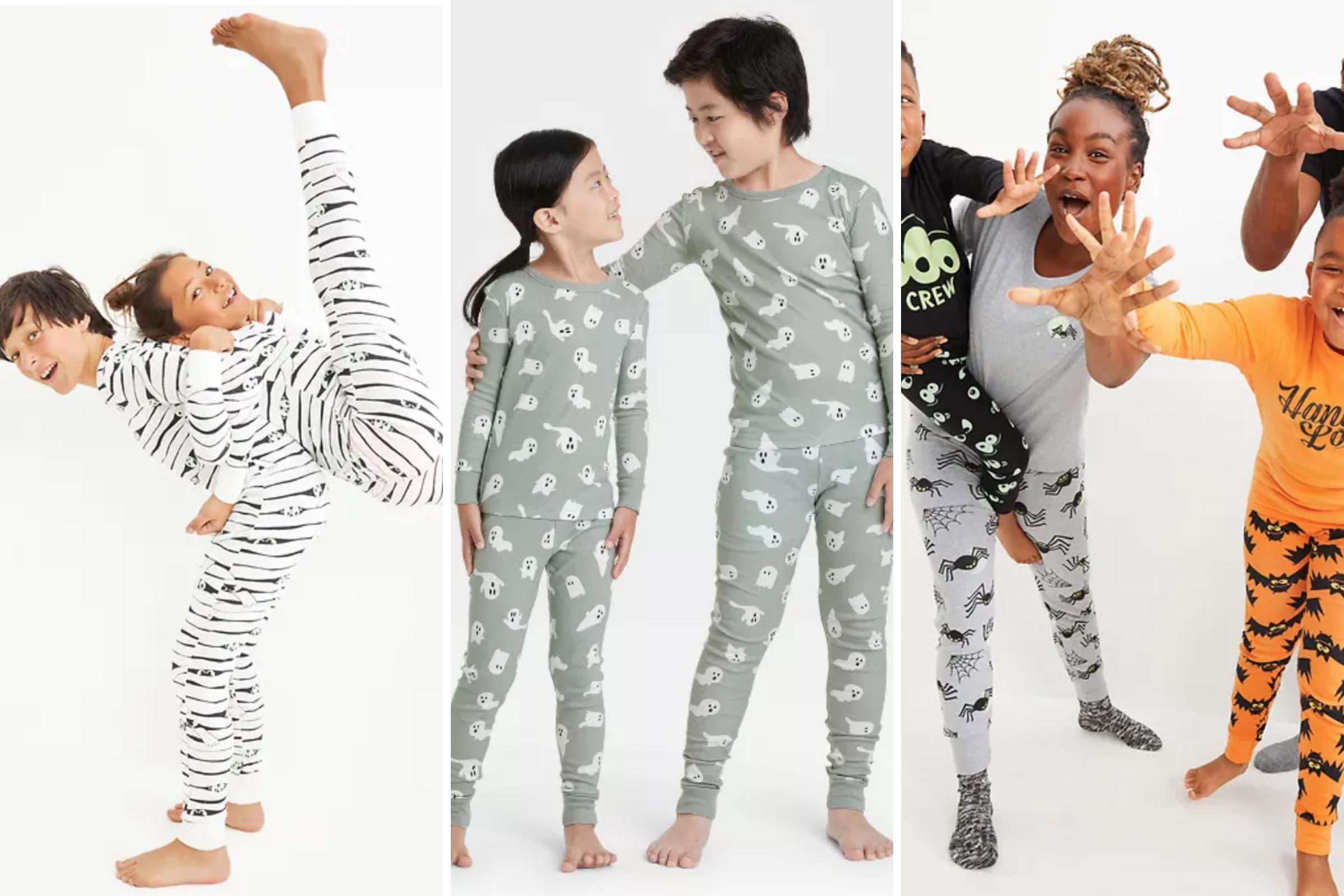 13 Fun & Festive Halloween Pajamas