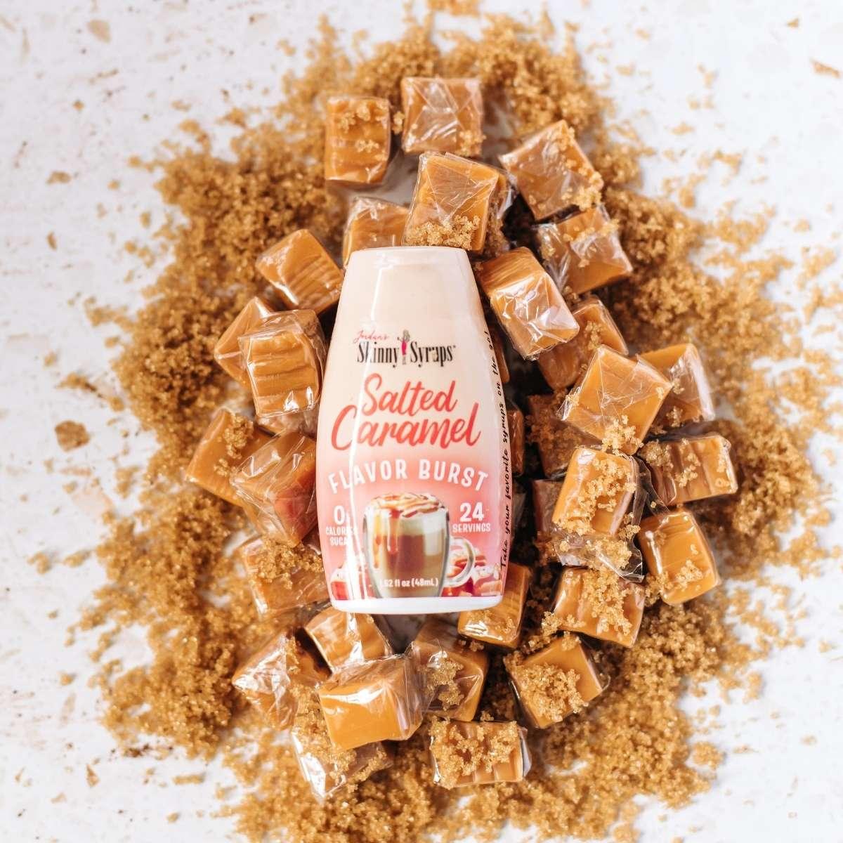 WIN: Skinny Syrups Flavor Bursts ~ Back to School Bash