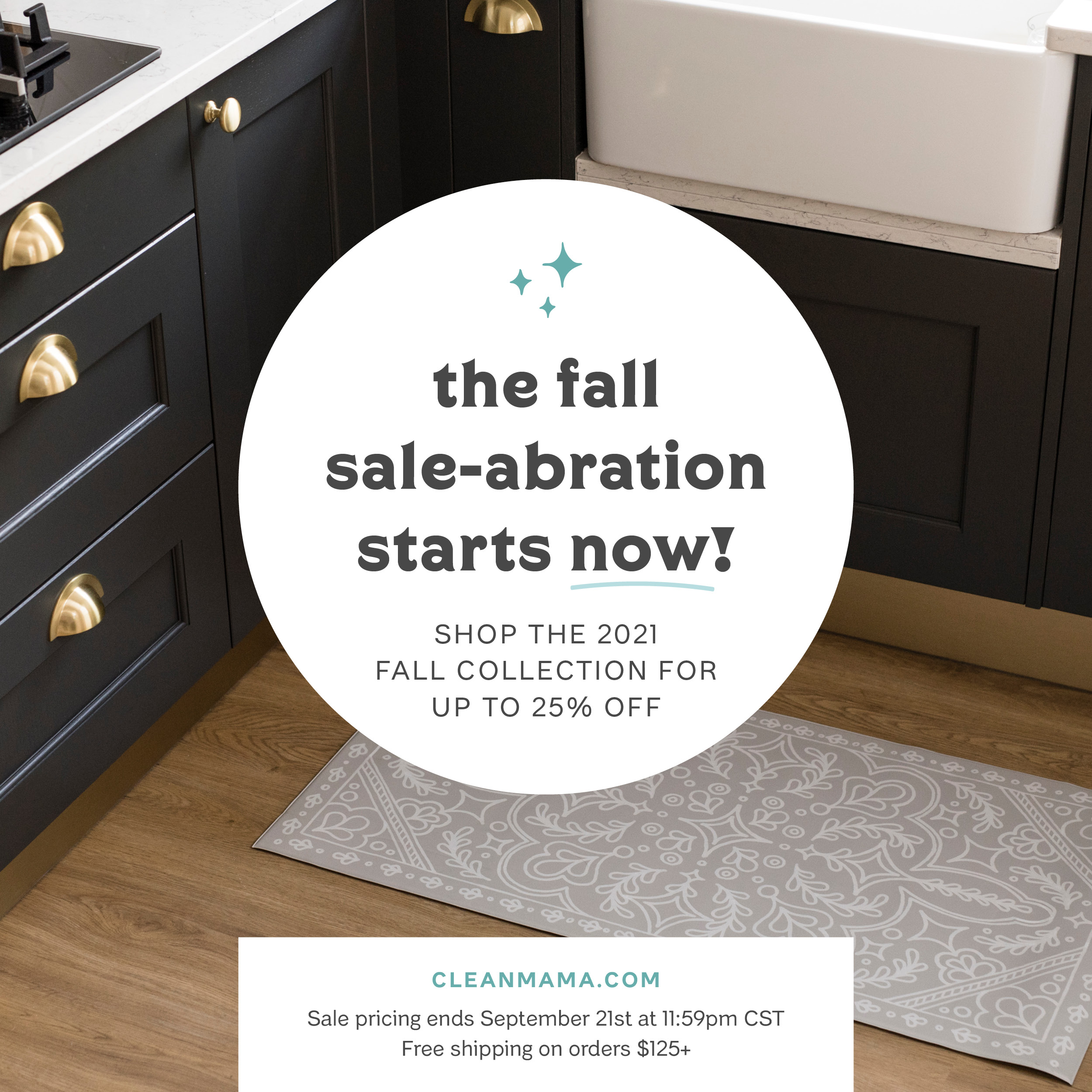 The Clean Mama Fall Collection is LIVE + SALE pricing!