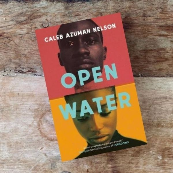 Open Water Book Review - The Literary Edit