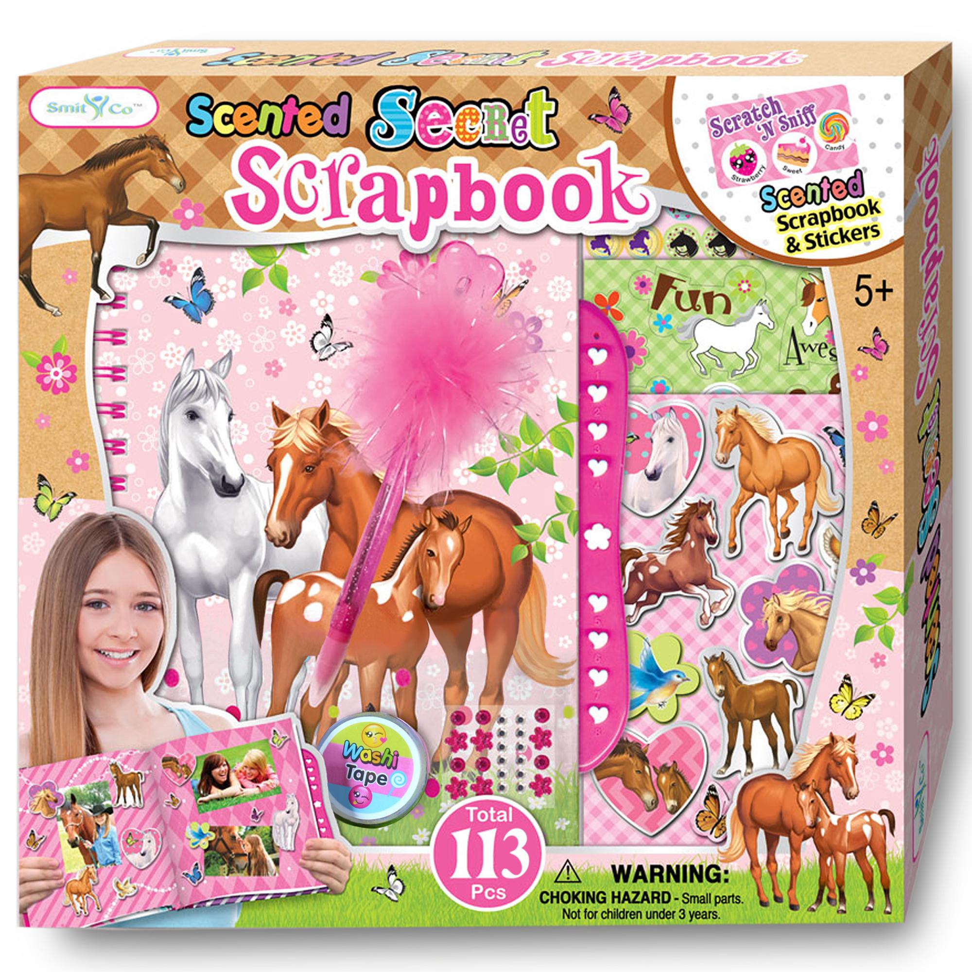 WIN: Smitco's Horse Scrapbook ~ Back to School Bash