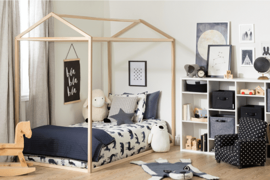 The Best Toddler Bed for Twins + How to Transition Twins from their Cribs