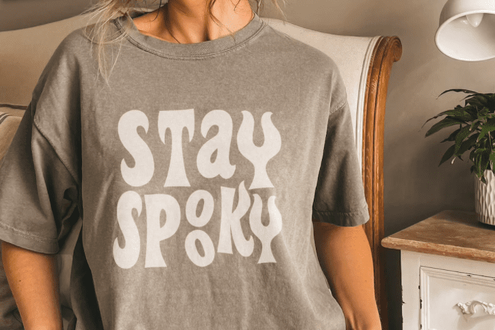 15 Festive Fall & Halloween Bump Tees
