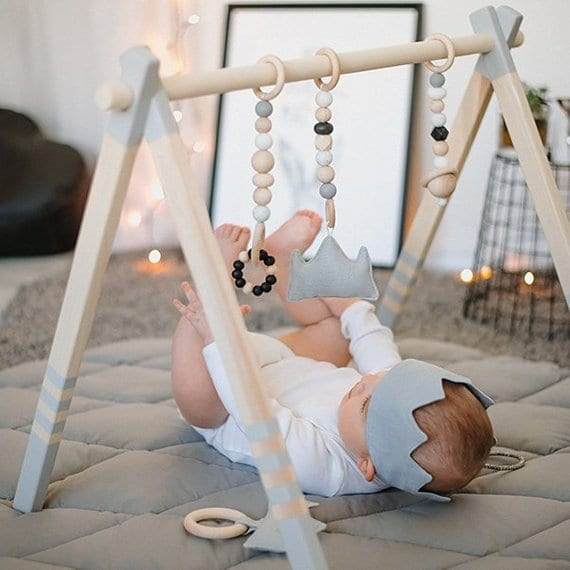 The Best Baby Play Mat for Developing Motor Skills