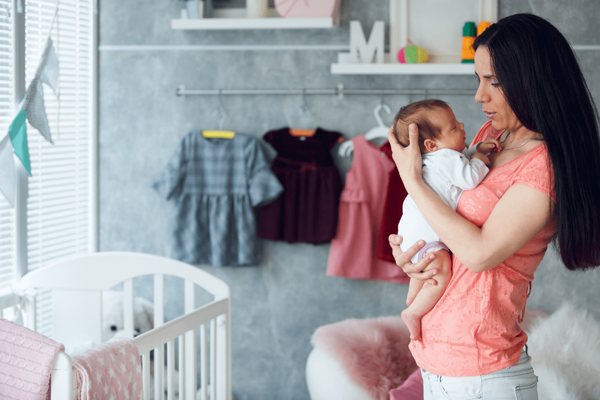7 Important Tips for the First Week Home with Baby