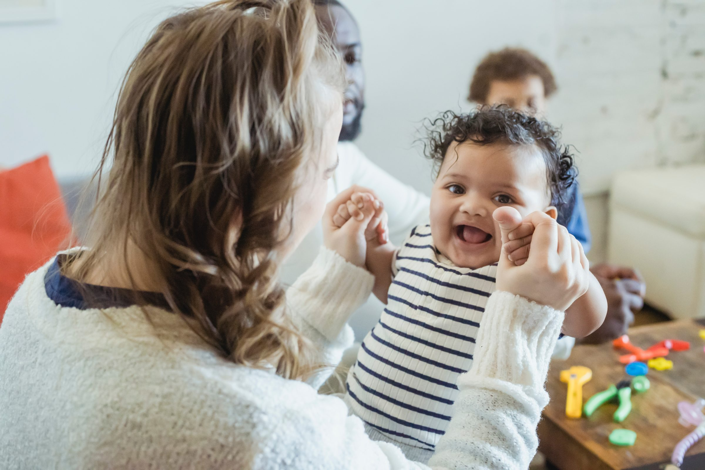 15 Fun Things To Do with a 7-Month Old